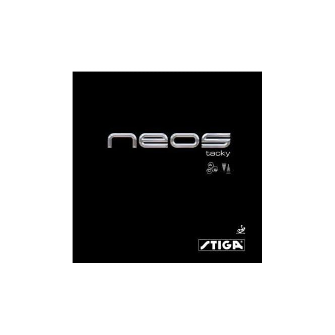 Stiga Neos Tacky Rev Table Tennis Rubber