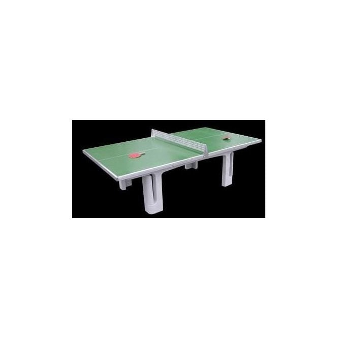 Butterfly Polymer Concrete 30SQ/RO Square or Rounded Corners Table Tennis Table