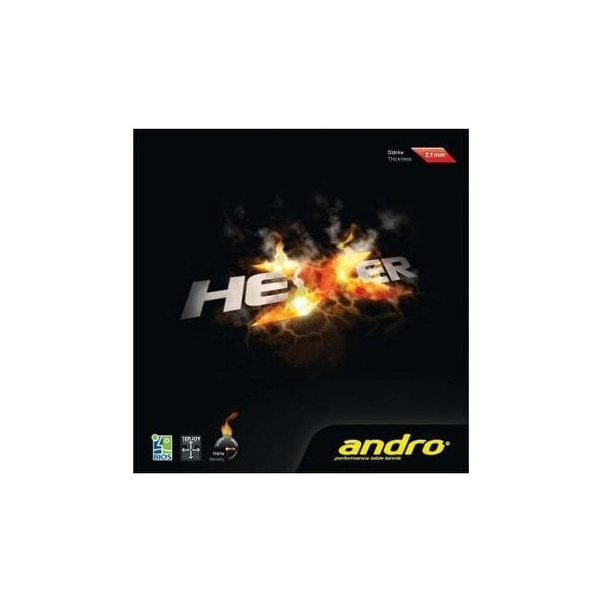Andro Hexer Table Tennis Rubber