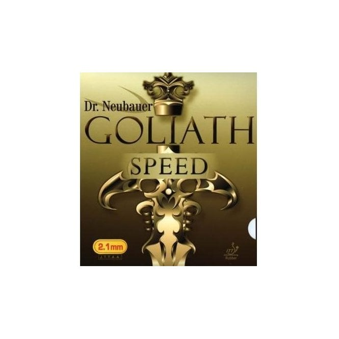Dr Neubauer Goliath Speed Table Tennis Rubber