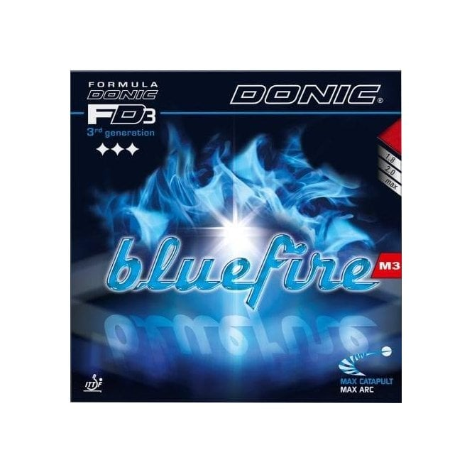Donic Bluefire M3 Table Tennis Rubber