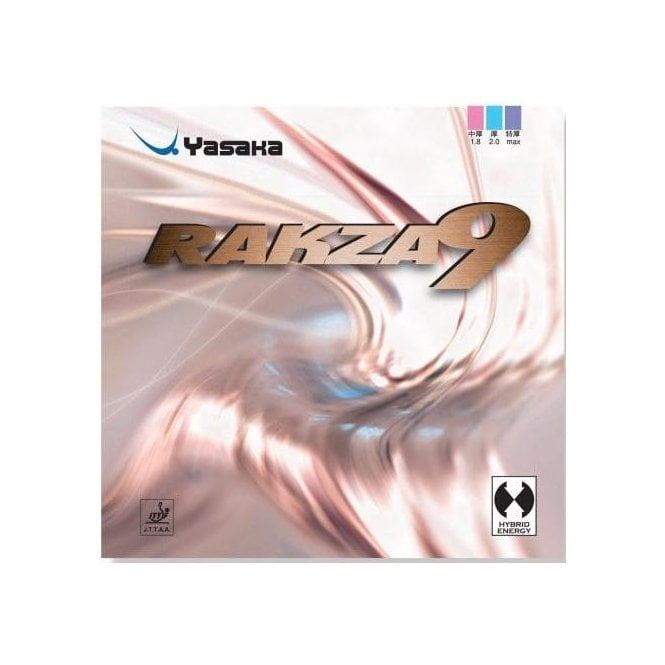 Yasaka Rakza 9 Table Tennis Rubber