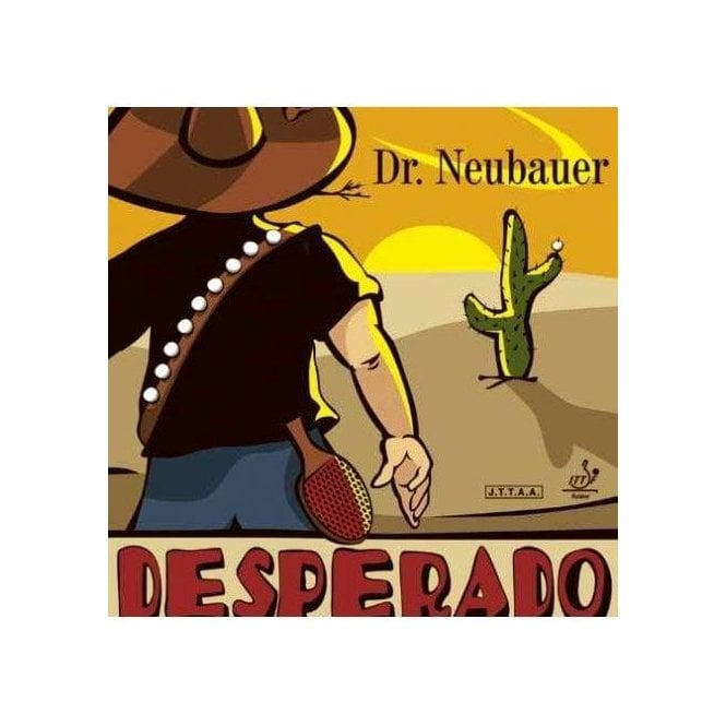 Dr Neubauer Desperado Table Tennis Rubber