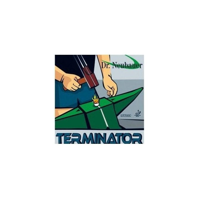 Dr Neubauer Terminator Table Tennis Rubber