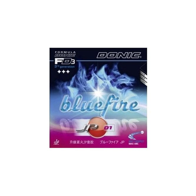 Donic Bluefire JP 01 Table Tennis Rubber