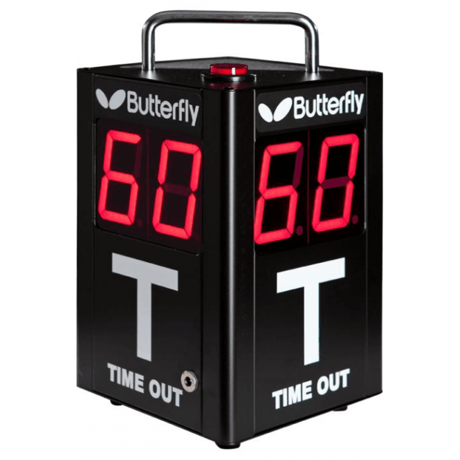 Butterfly Time Out Clock