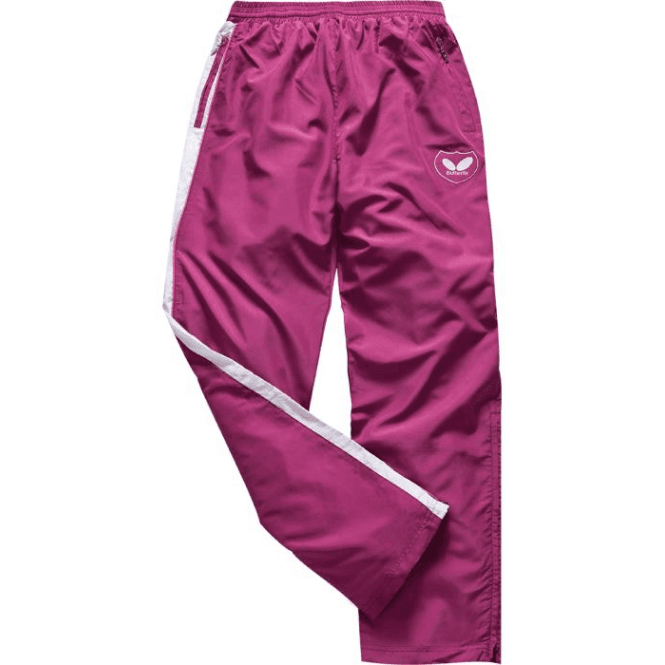 Butterfly Kano Ladies Table Tennis Tracksuit Trousers