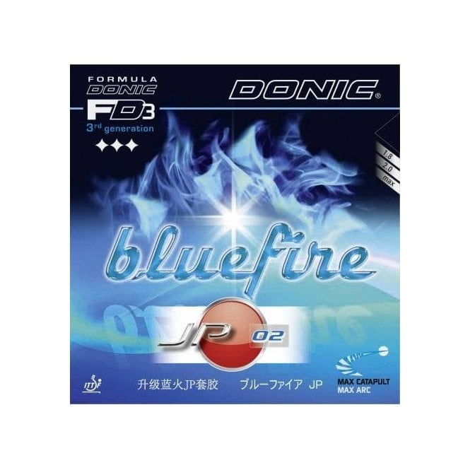 Donic Bluefire JP 02 Table Tennis Rubber