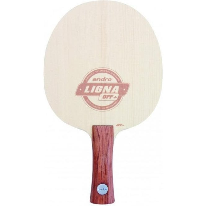 Andro Ligna OFF+ Table Tennis Blade