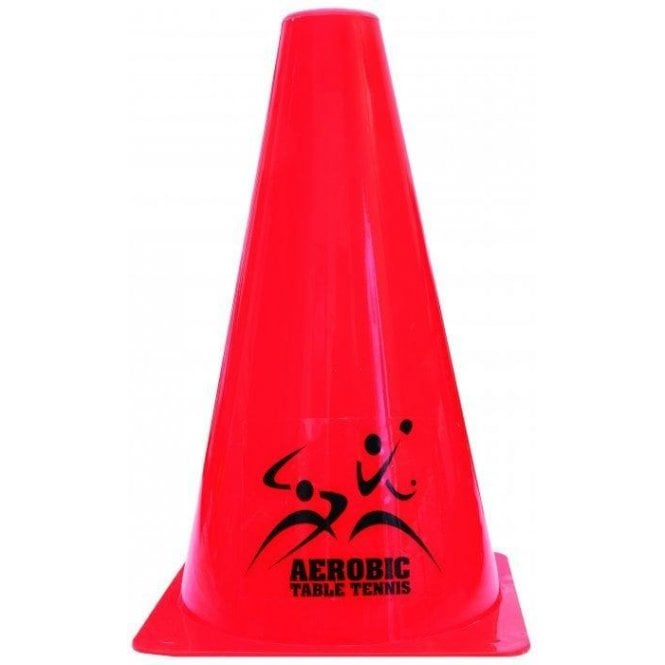 Butterfly Aerobic Table Tennis Cone (Pack of 4)