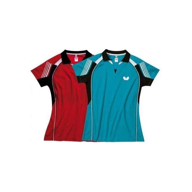 Butterfly Nash Ladies Table Tennis Shirt