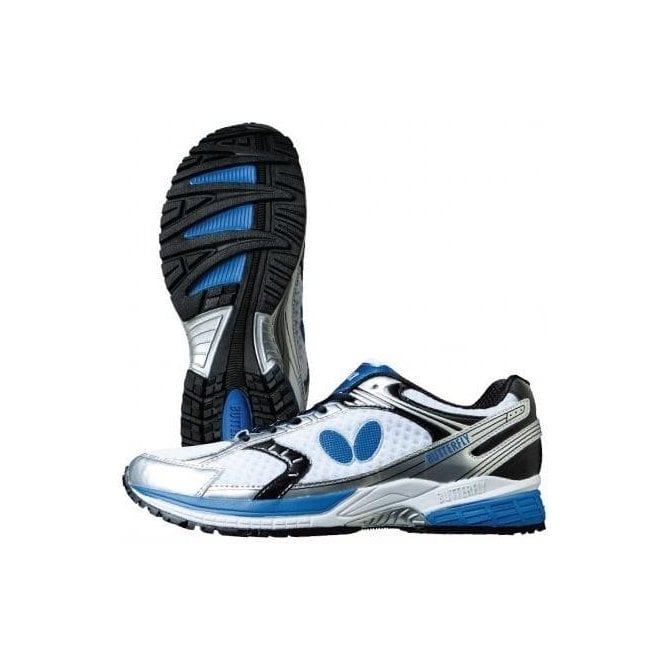 Butterfly Radial Cross Table Tennis Shoes
