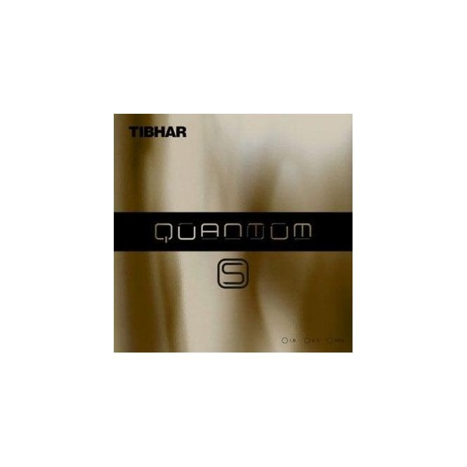 Tibhar Quantum S Table Tennis Rubber