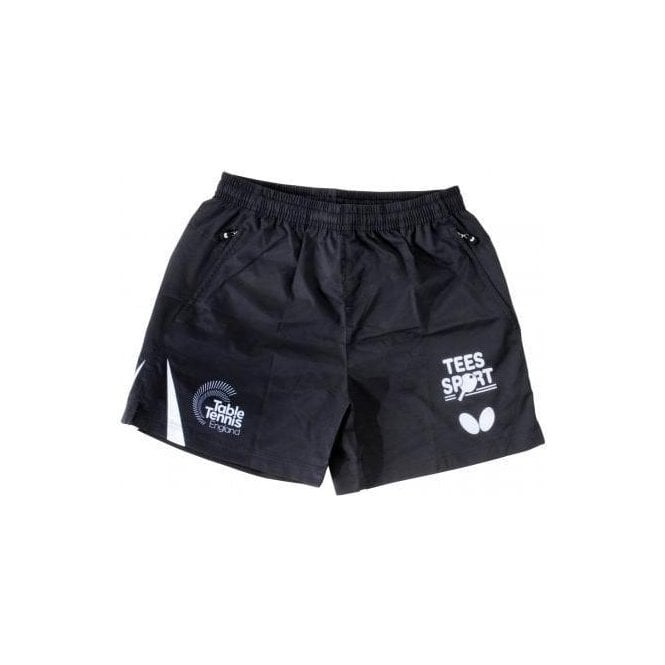 Butterfly England '16 Table Tennis Shorts