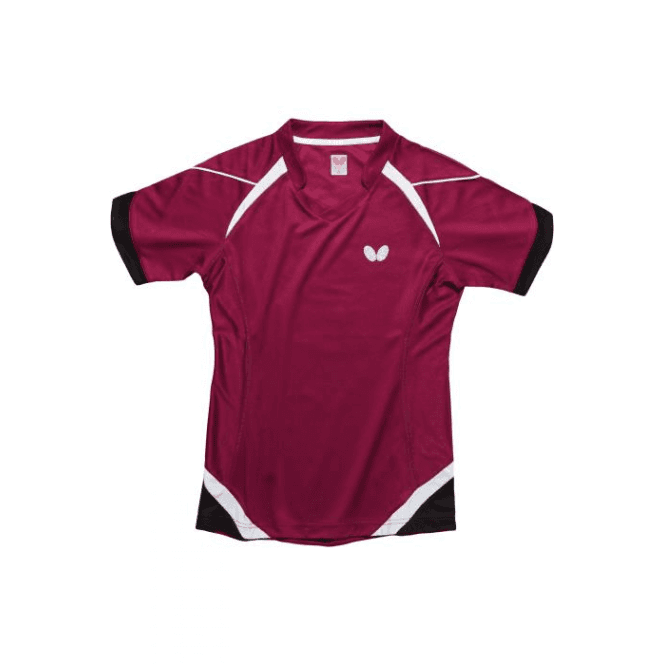 Butterfly Kido Ladies Table Tennis Shirt