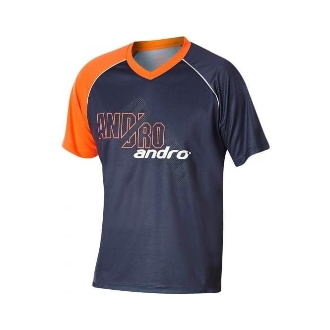 Andro Brady Table Tennis Training Shirt