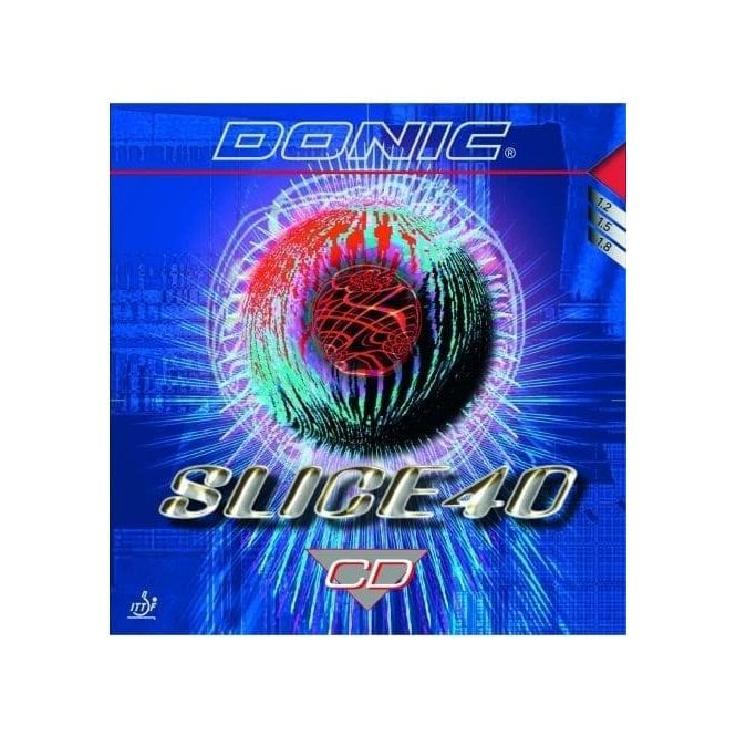 Donic Slice 40 CD Table Tennis Rubber