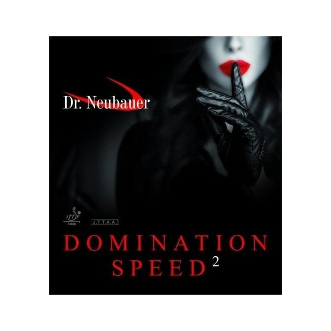 Dr Neubauer Domination Speed 2 Table Tennis Rubber