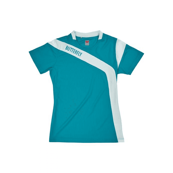 Butterfly Yasu Ladies Table Tennis Shirt