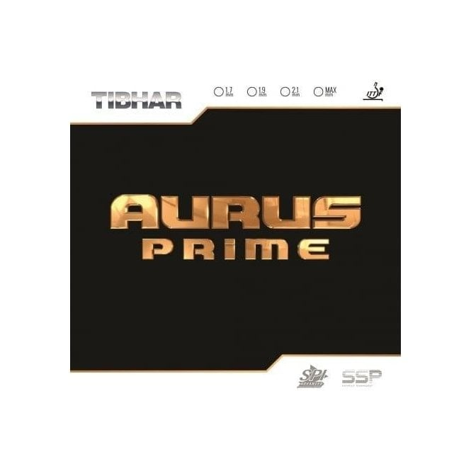 Tibhar Aurus Prime Table Tennis Rubber