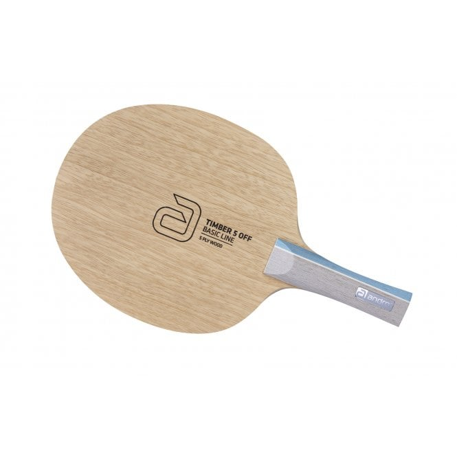 Andro Timber 5 OFF Table Tennis Blade