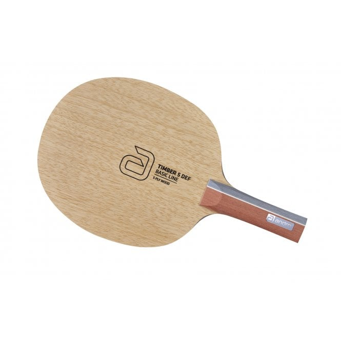 Andro Timber 5 DEF Table Tennis Blade