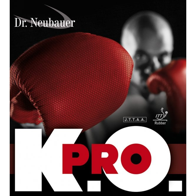 Dr Neubauer K.O. Pro Table Tennis Rubber
