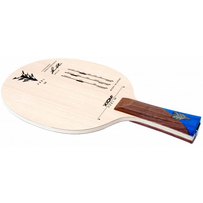 Xiom Feel SX Table Tennis Blade