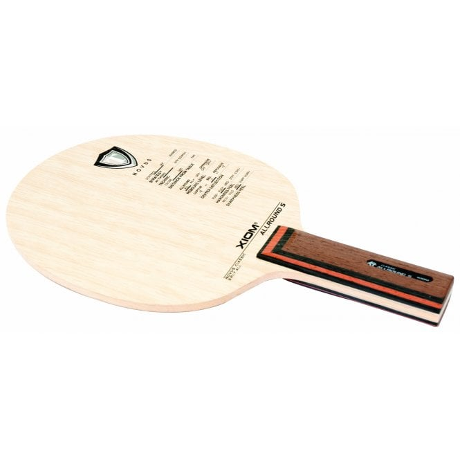 Xiom Novus Allround Table Tennis Blade