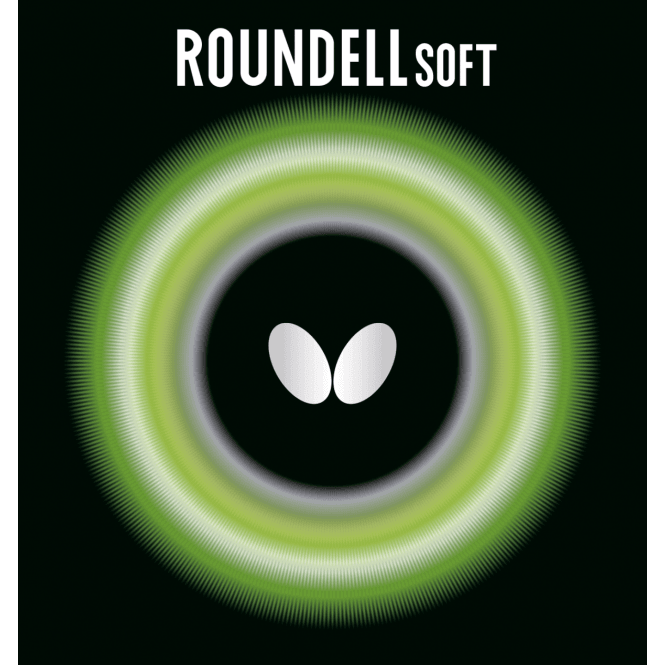 Butterfly Roundell Soft Table Tennis Rubber