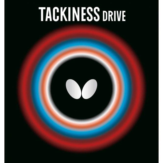 Butterfly Tackiness Drive Rev Table Tennis Rubber
