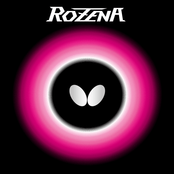 Butterfly Rozena Table Tennis Rubber