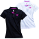 Butterfly Pure Ladies Table Tennis Shirt