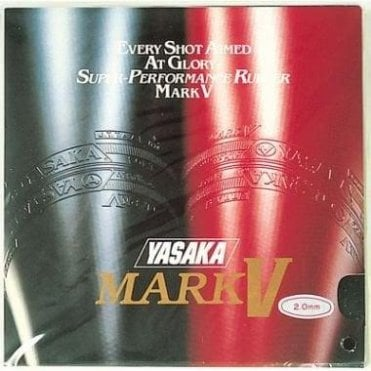 Yasaka Mark V Rev Table Tennis Rubber