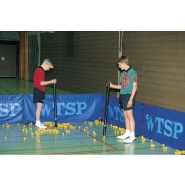 Tees Sport Table Tennis Ball Collecting Tube