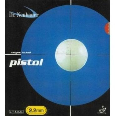 Dr Neubauer Pistol Table Tennis Rubber