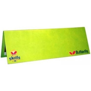 "Butterfly Skills 12"" V Shaped Table Tennis Net"