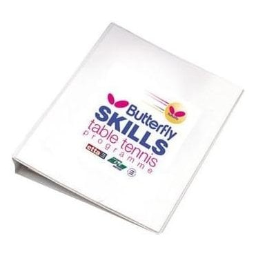 Butterfly Skills Table Tennis Training Manual