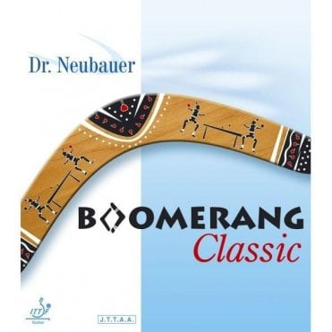 Dr Neubauer Boomerang Classic Table Tennis Rubber
