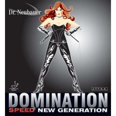 Dr Neubauer Domination Speed Table Tennis Rubber