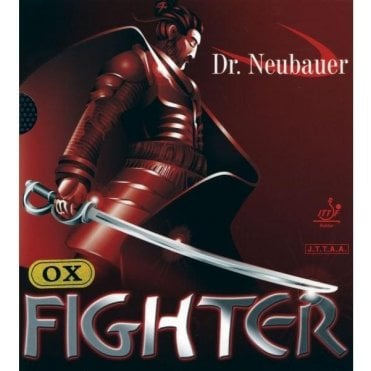 Dr Neubauer Fighter P.O. Table Tennis Rubber