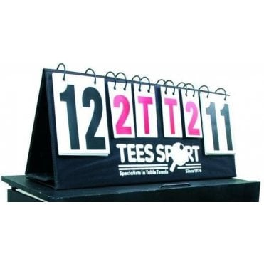 Tees Sport Table Tennis Scoring Machine