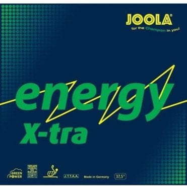 Joola Energy X-tra Table Tennis Rubber