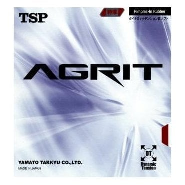 TSP Agrit Table Tennis Rubber