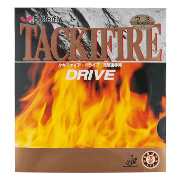 Butterfly Tackifire Drive Table Tennis Rubber