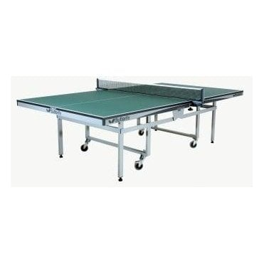 Butterfly Centrefold Light Table Tennis Table Green