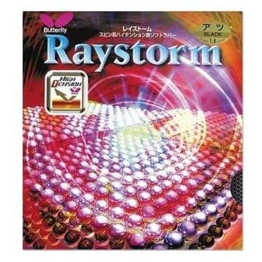Butterfly Raystorm P.O Table Tennis Rubber