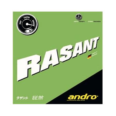 Andro Rasant Table Tennis Rubber