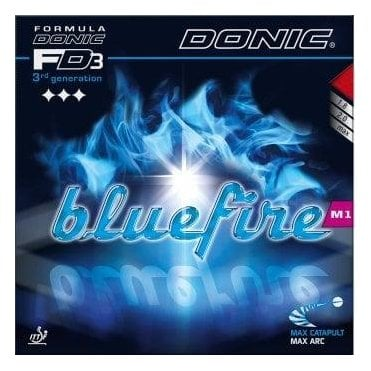 Donic Bluefire M1 Table Tennis Rubber
