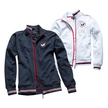 Butterfly Hino Table Tennis Jacket
